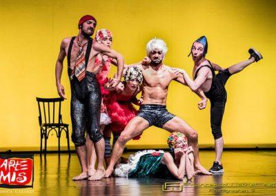 I bislacchi - prospettiva danza teatro