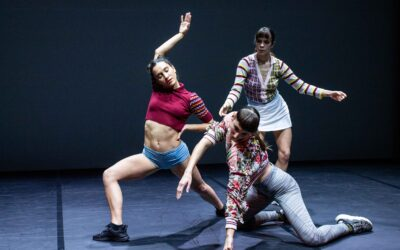Francesco Marilungo è il vincitore del Premio Internazionale Prospettiva Danza Teatro 2020